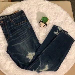 AE Hi Rise Jeggings Jeans